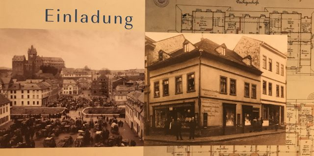 Stadtbaugeschichte: Einladung